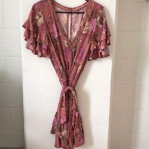 Spell and the Gypsy Rosa dress, small